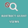 [XenConcept] Restrict Guest Views xenforo 2